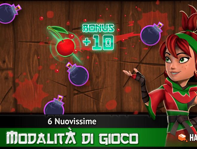 Gioca Fruit Ninja Free on PC 6