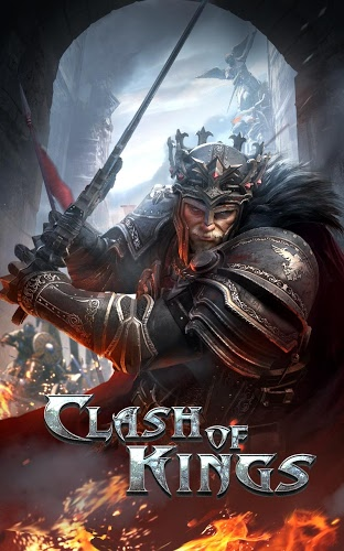 إلعب Clash of Kings on PC 1