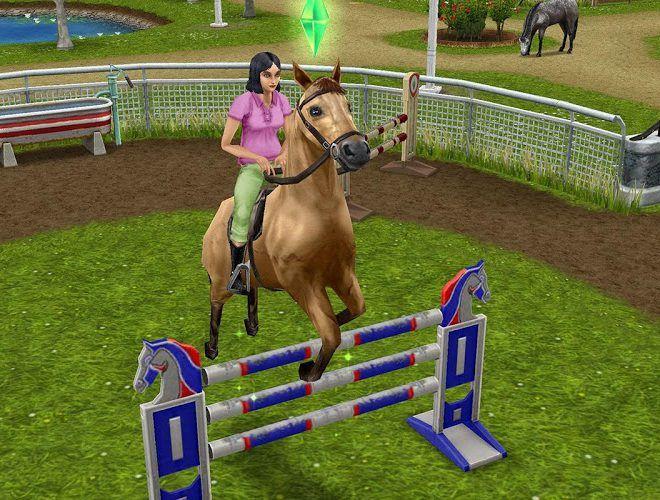Играй The Sims Freeplay on pc 10