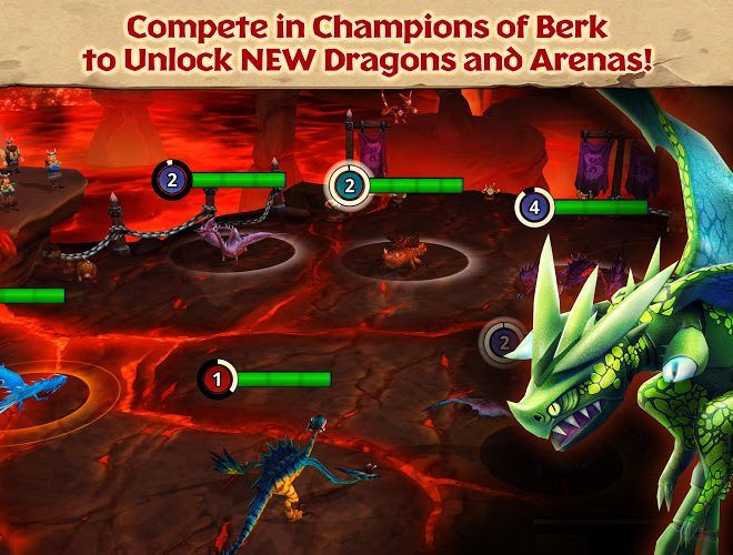 Play Dragons: Rise of Berk on PC 14