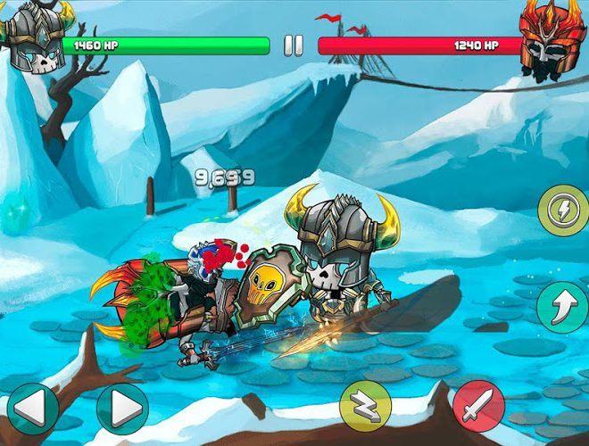 Играй Tiny Gladiators На ПК 17