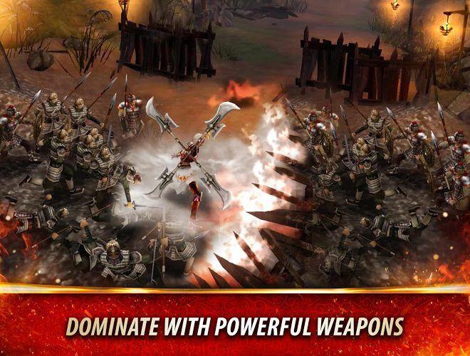 Играй Dynasty Warriors Unleashed На ПК 14
