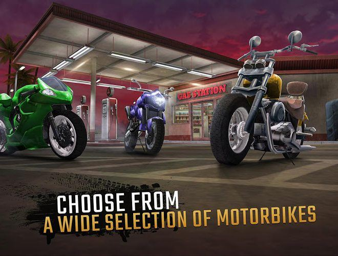 Play Moto Rider GO: Highway Traffic on PC 4