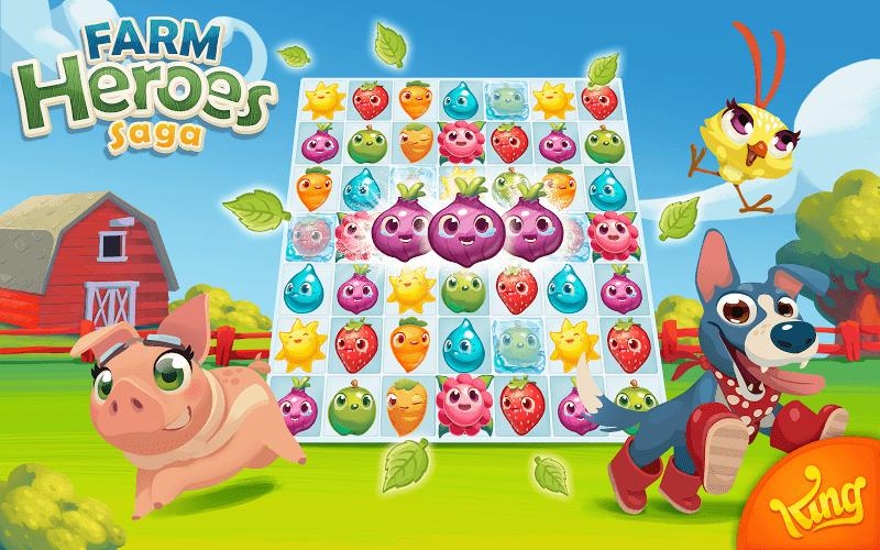 Farm Heroes Kostenlos Downloaden