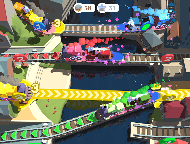 Play Train Conductor World on PC 4