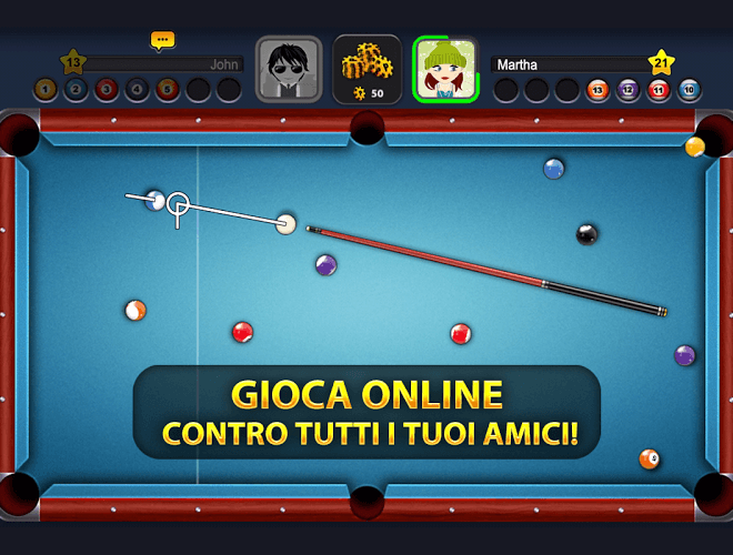 Gioca 8 Ball Pool on pc 2