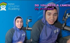 Do you need a camera to stream 1