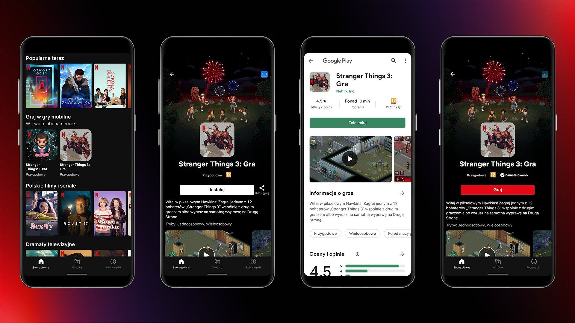 Netflix Tests New Subscription Based Moblie Gaming Service in Poland