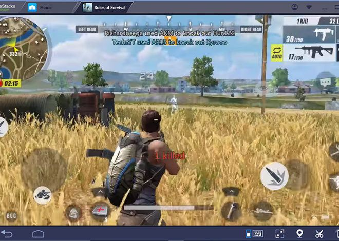 Play Rules of Survival on PC 3