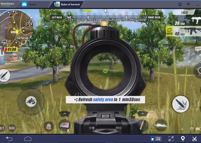 Play Rules of Survival on PC 2