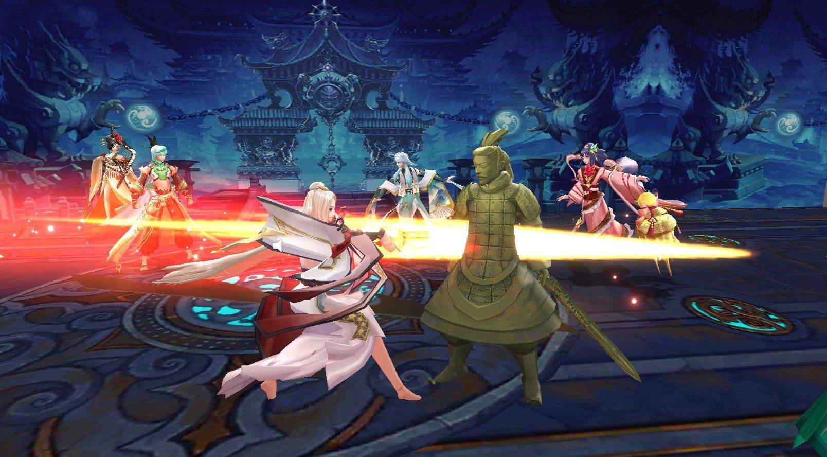 Ngự Hồn Sư công bố lộ trình ra mắt, mở link tải trước game