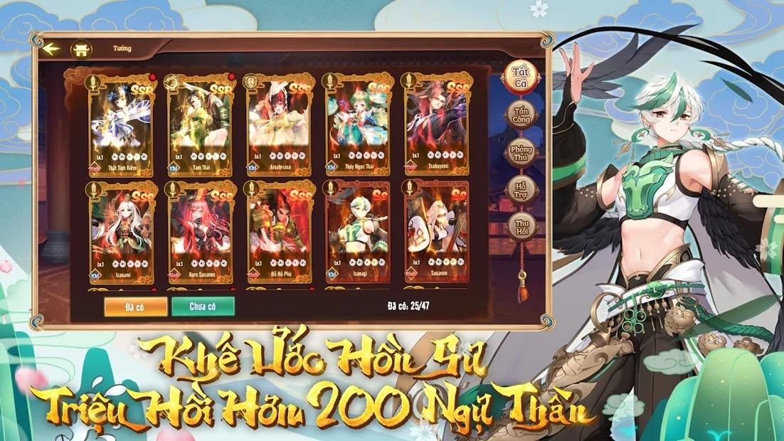 Điểm qua các tính năng nổi bật của game thẻ tướng mới Ngự Hồn Sư