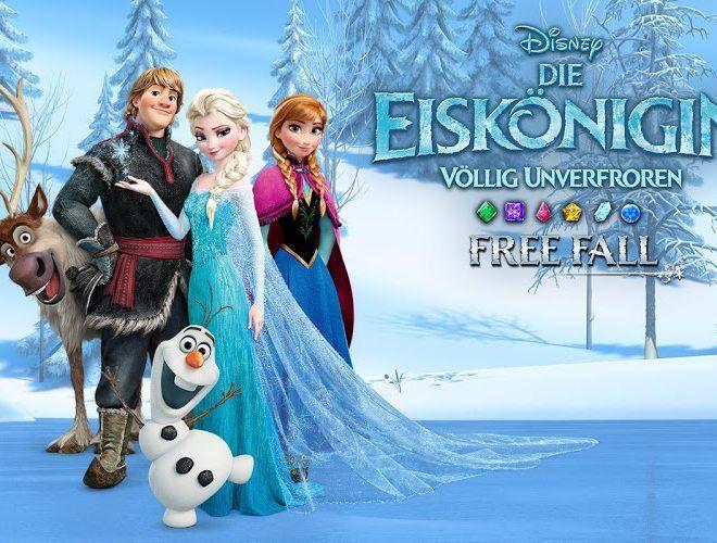 Spielen Frozen Free Fall on pc 12