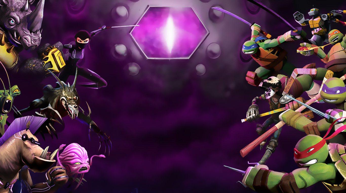 скачать черепашки ниндзя легенды взлом на персонажей