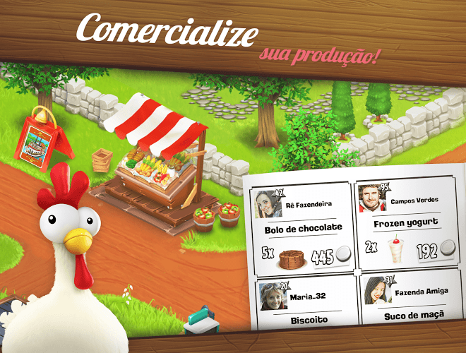 Jogue Hay Day para PC 10