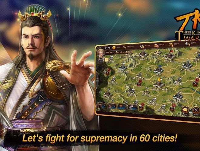 Play 3 Kingdoms Warlord on PC 4