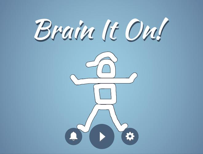 Играй Brain It On! — Physics Puzzles На ПК 7