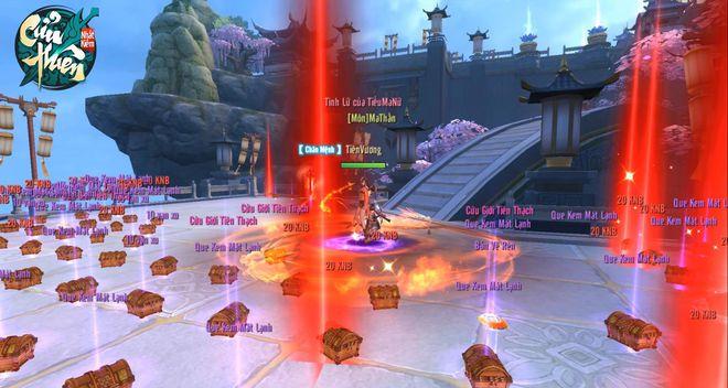 Nhất Kiếm Cửu Thiên, tựa game mobile mới của Gosu đầu năm 2021