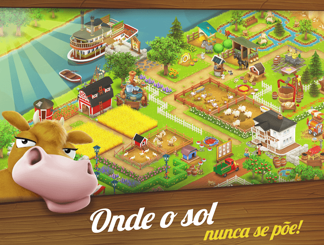 Jogue Hay Day para PC 9