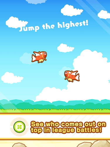 Play Pokémon: Magikarp Jump on pc 9