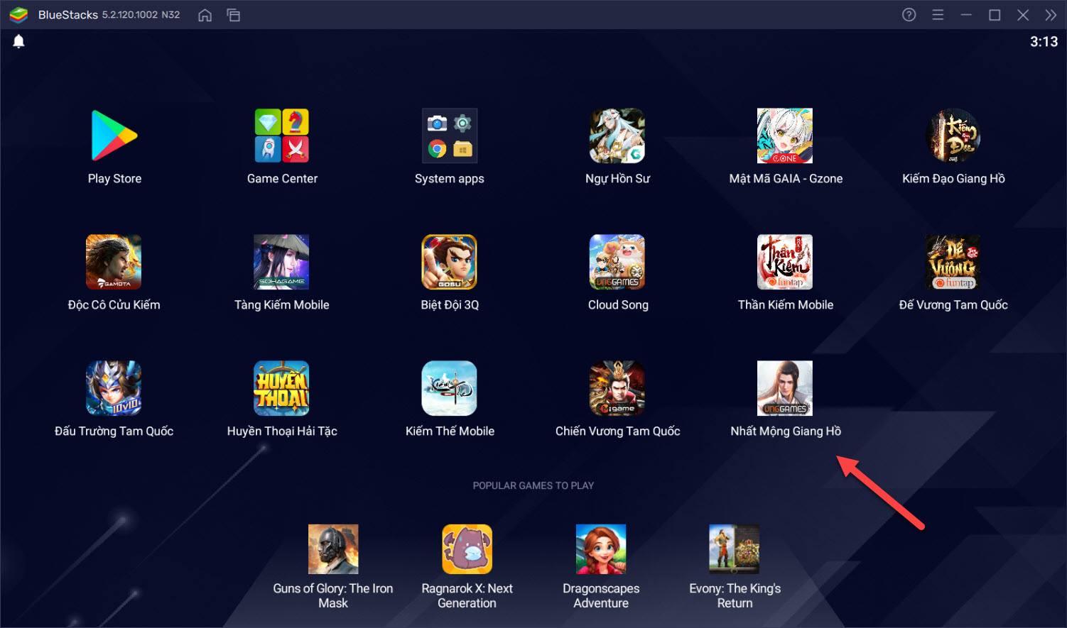 Trải nghiệm siêu phẩm game 3D Nhất Mộng Giang Hồ trên PC cùng BlueStacks