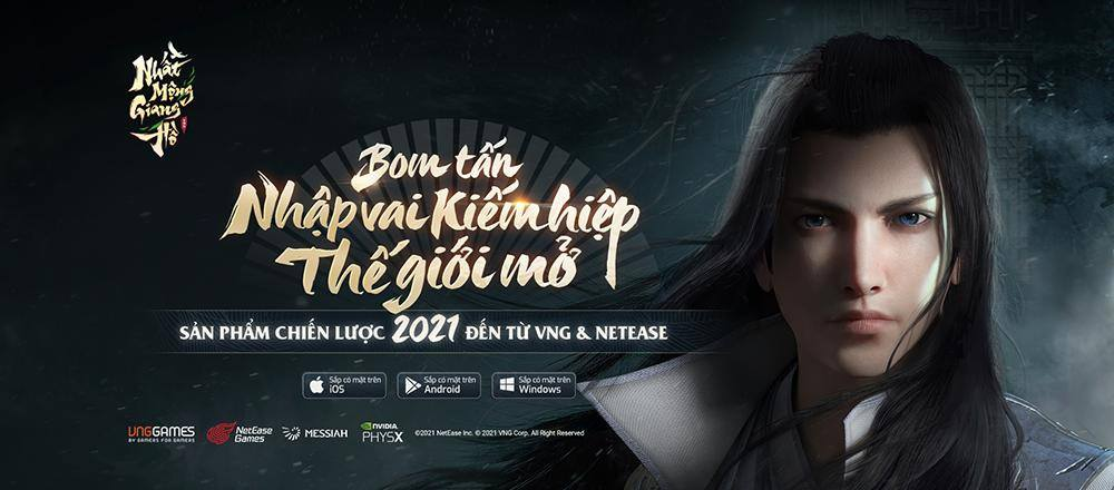 Nhất Mộng Giang Hồ chính thức ra mắt ngày 11/10