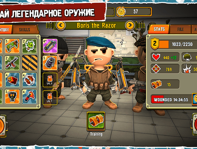 Играй Pocket Troops На ПК 14