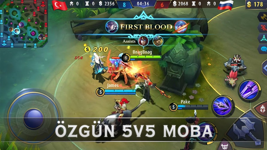 Mobile Legends: Bang bang İndirin ve PC'de Oynayın 4