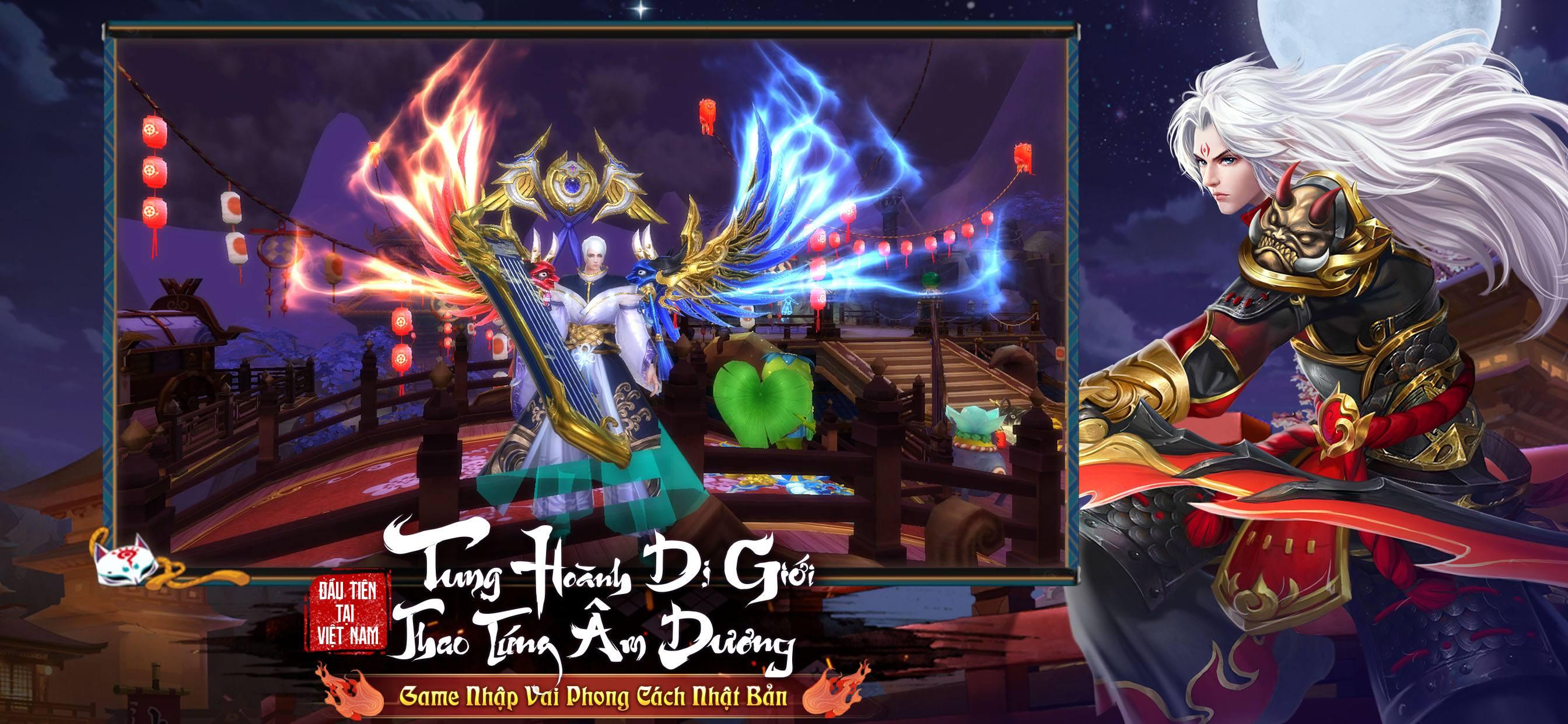 Game mobile Ngự Thần Sư mở đăng ký trước tại Việt Nam