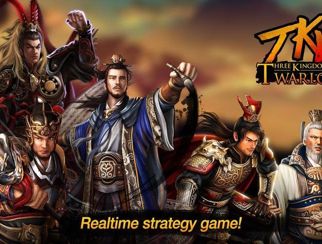 Play 3 Kingdoms Warlord on pc 2