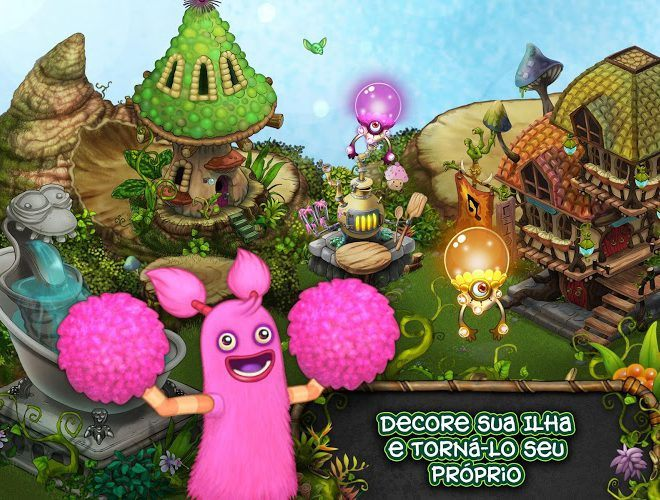 Jogue My Singing Monsters on pc 9