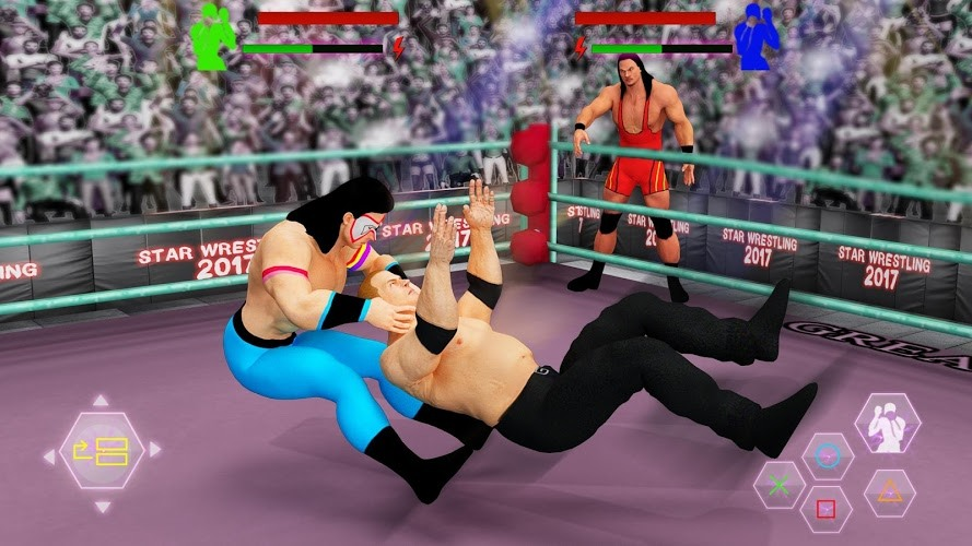 Download World Tag Team Stars Wrestling Revolution 2017 Pro