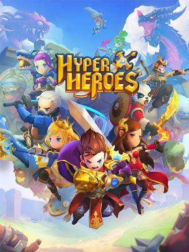 Играй Hyper Heroes На ПК 15