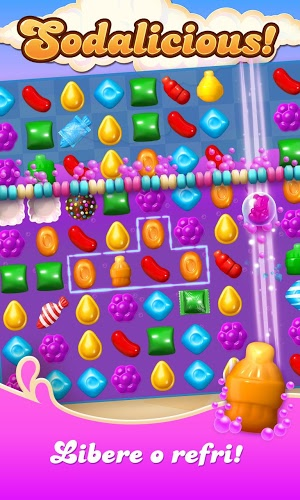 Jogue Candy Crush Soda Saga on PC 3