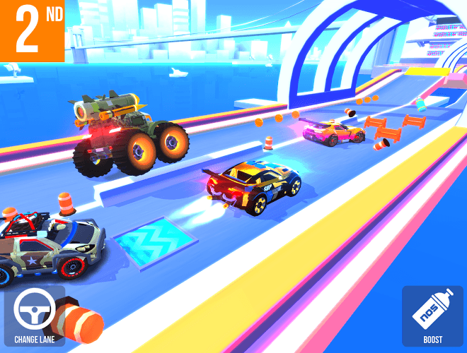 Play SUP Multiplayer Racing on PC 13