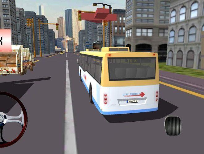 Chơi Bus Simulator PRO 2017 on PC 4