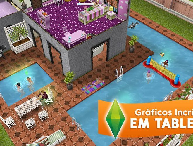 Jogue The Sims Freeplay para PC 9