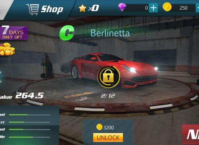 Play Drift car city traffic racer on PC 5