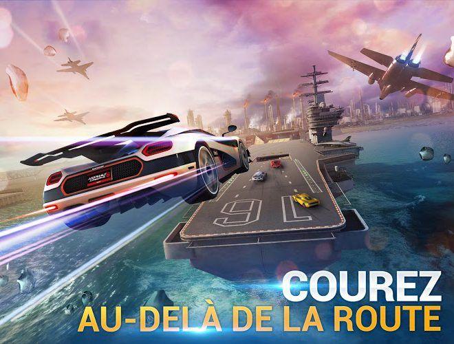 Jouez à  Asphalt 8: Airborne sur PC 5