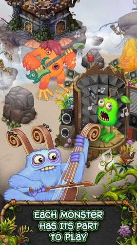 Play My Singing Monsters on pc 2
