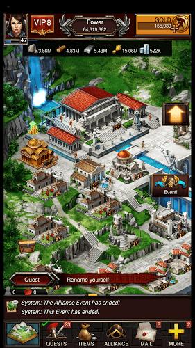 Game of War  İndirin ve PC'de Oynayın 8