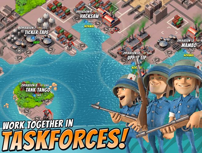 Play Boom Beach on PC 10