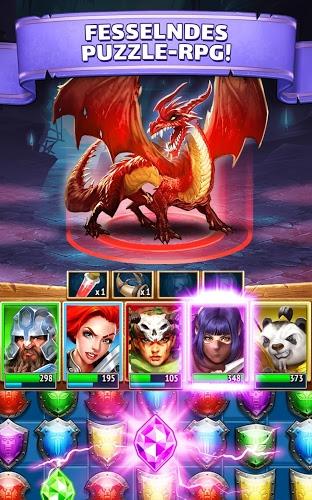 Spiele Empires & Puzzles: RPG Quest auf PC 8