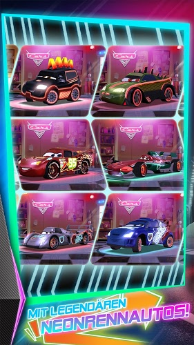 Spiele Cars: Fast as Lightning für PC 5