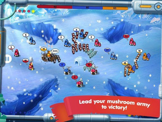เล่น Mushroom Wars: Space! on pc 19