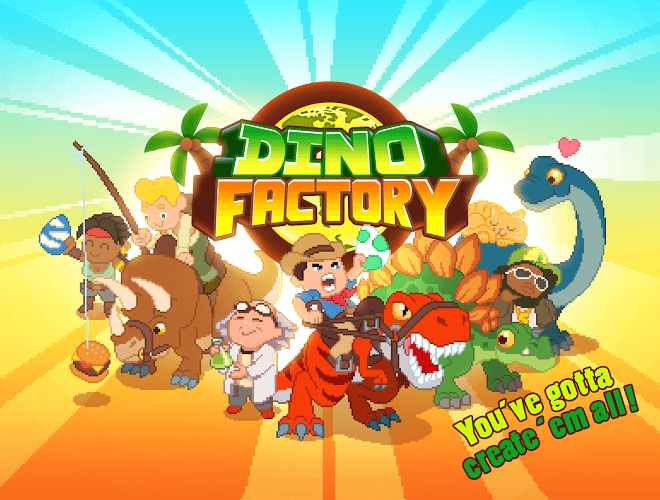 Play Dino Factory on pc 8