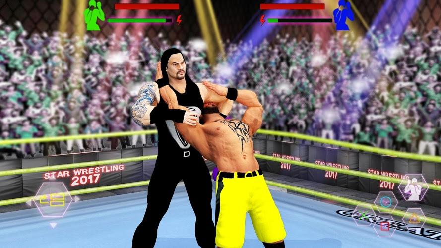 Play World Tag Team Stars Wrestling Revolution 2017 Pro on PC 6