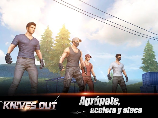 Juega Knives Out on PC 17