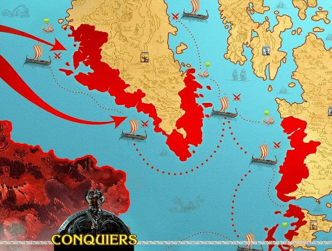 Jouez à  Vikings War of Clans sur PC 8