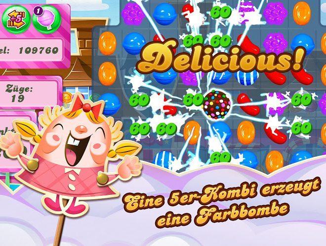 Spielen Candy Crush on pc 9